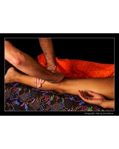 Balinese massage_ massage van de benen