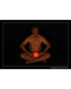 Chakra massage eerste chakra