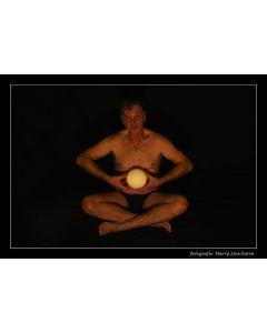 Chakra massage derde chakra