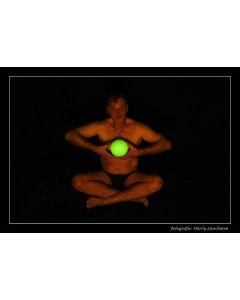 Chakra massage vierde chakra