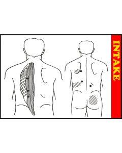 triggerpoint massage intakegesprek