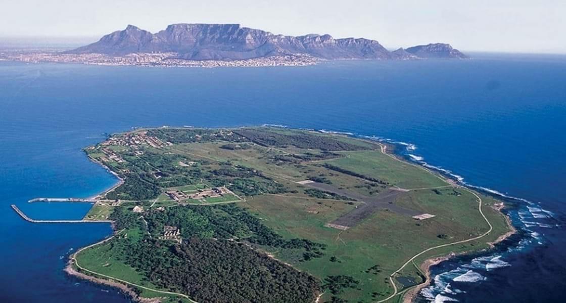 Kaapstad Robbeneiland