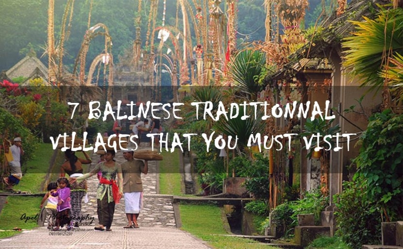 must see places Bali