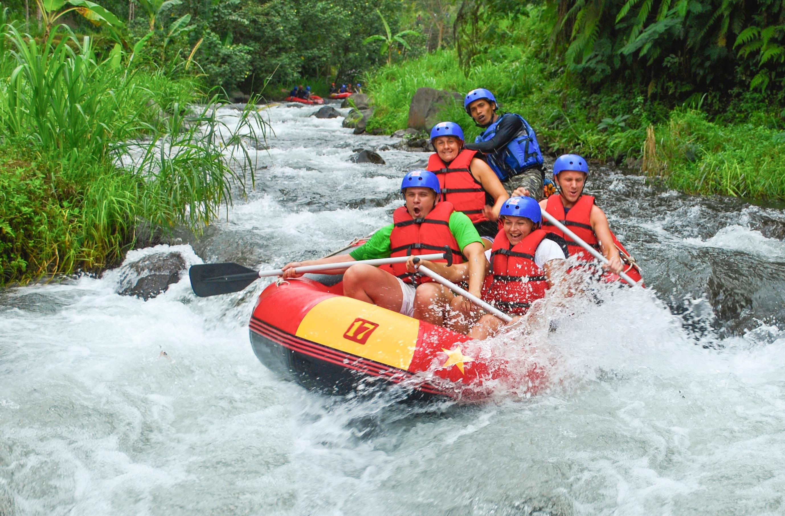 Bali Jungle avonturen park